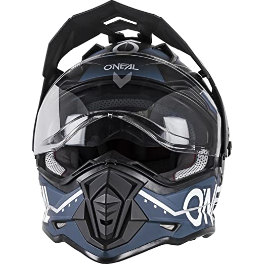Amazon.com: ONeal Sierra II Mens Full-Face Slingshot Helmet (Black, Large): Automotive