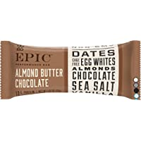 Epic Performance Bar, Almond Butter Chocolate, 1.87 Ounce, 1 Count (Pack of 1)