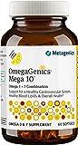 Metagenics - OmegaGenics Mega 10, 60 Count