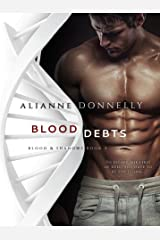 Blood Debts (Blood and Shadows Book 3) Kindle Edition