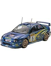 Tamiya 300024240 - Maqueta de coche de rally Subaru Impreza Wrc 2001 (escala 1: