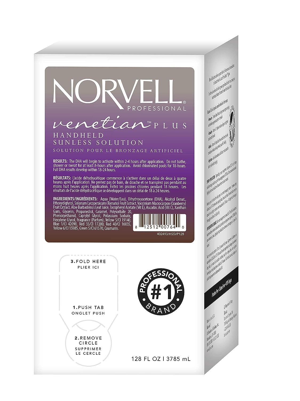 Amazon.com: Norvell Premium Sunless solución de bronceado ...