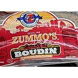 Zummo's Boudin Sausage 12 Oz (4 Pack)