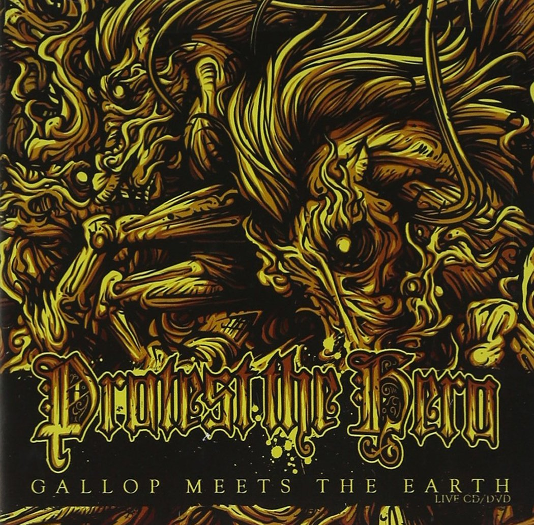 Gallop Meets The Earth [Live CD/DVD Combo] by Underground Operations