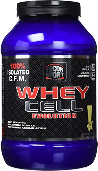 Tegor Sport Whey Cell Evolution 1.8 kg - Vainilla