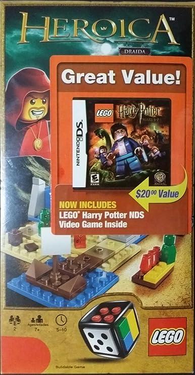 Lego Harry Potter Years 5-7 - Includes Lego Mini Build Set Toy ...