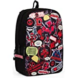 Marvel Deadpool Backpack with Laptop Sleeve