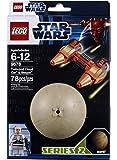 LEGO Star Wars 9678 Twin-Pod Cloud Car and Bespin