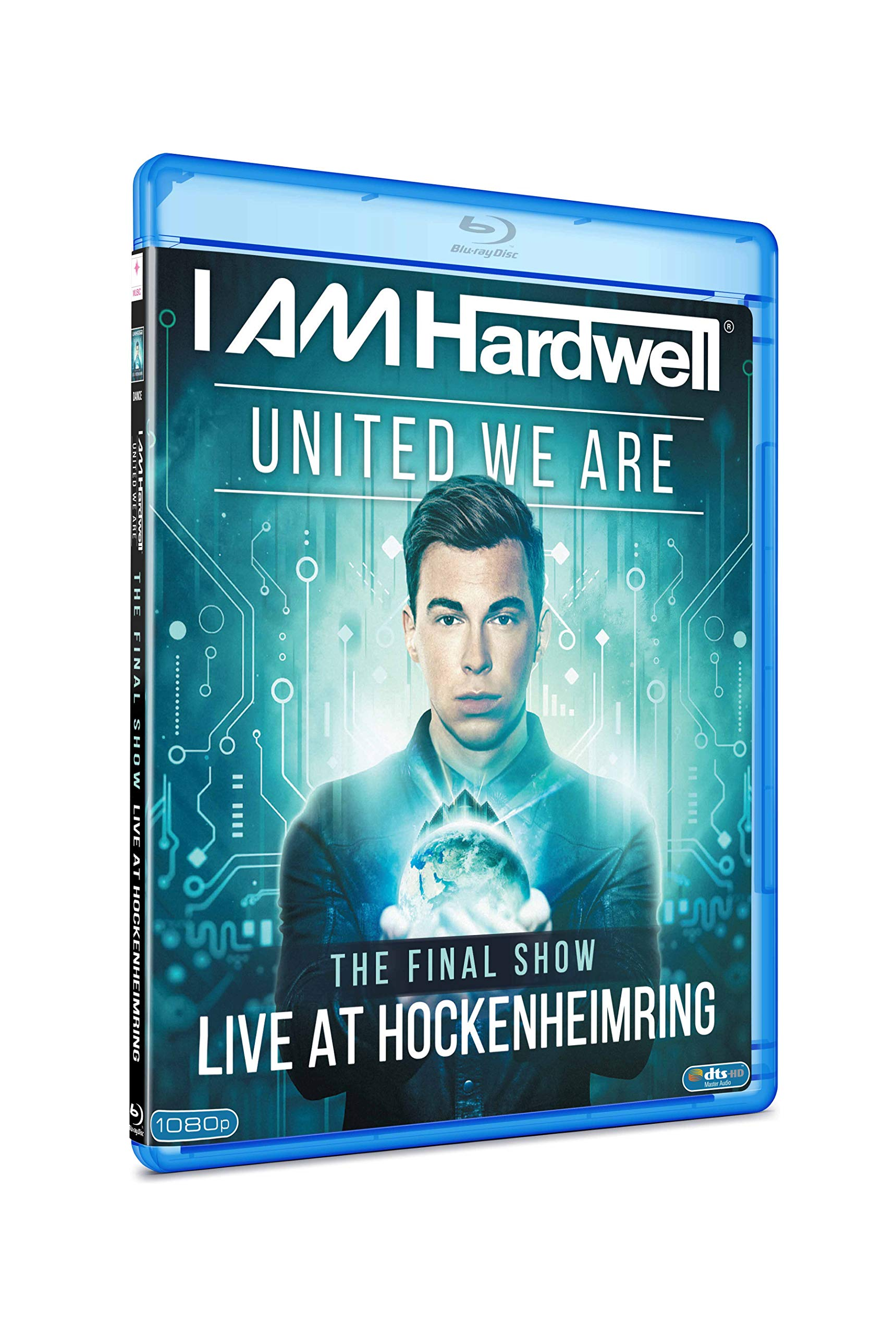 Blu-ray : United We Are: The Final Show Live At Hockenheimring (Limited Edition, Holland - Import)