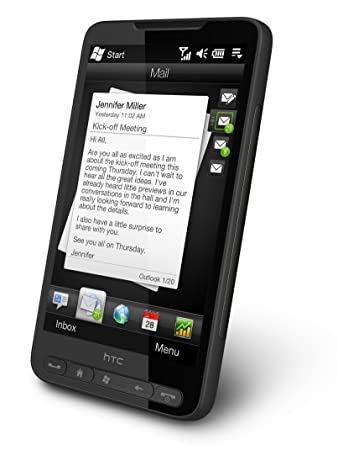 HTC Touch HD2 Windows Mobile 6 5 Sim-Free Mobile Phone