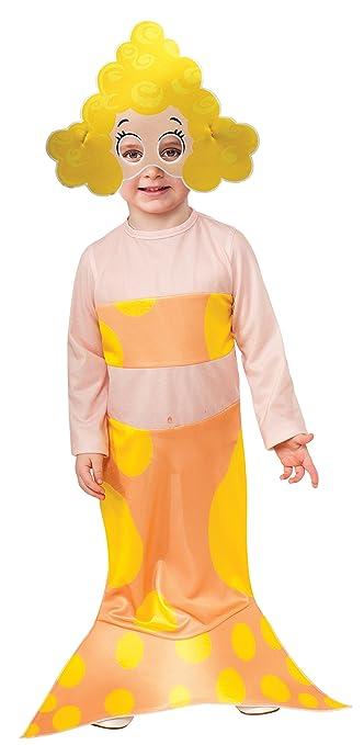 rubies bubble guppies deema costume child small