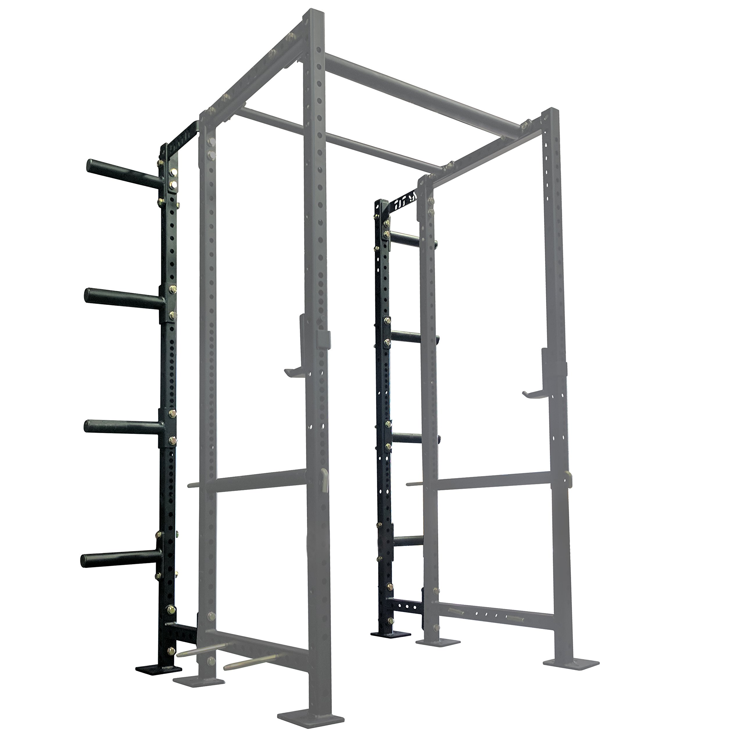 10'' Extension Kit for X-2 Short Power Rack