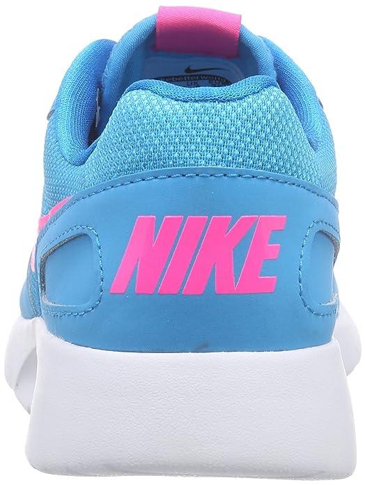 Nike Kaishi (GS), Scarpe da Corsa Bambina, Azul/Amarillo/Noir (Chlk blu/Brght Mng-Cnry-Obsdn), 36.5 EU