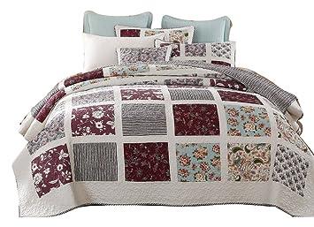 Amazon.com: DADA Juego de ropa de cama de dos de Bohemia ...