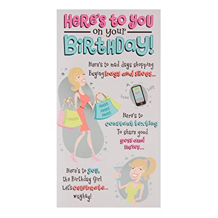 Amazon Humour Birthday Card Happy Home Kitchen