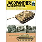 Jagdpanther Tank Destroyer: German Army and Waffen-SS, Western Europe, 1944–1945 (TankCraft)