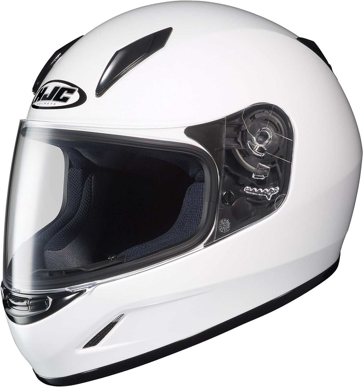 HJC Helmets CL-Y Youth Helmet Black, Small