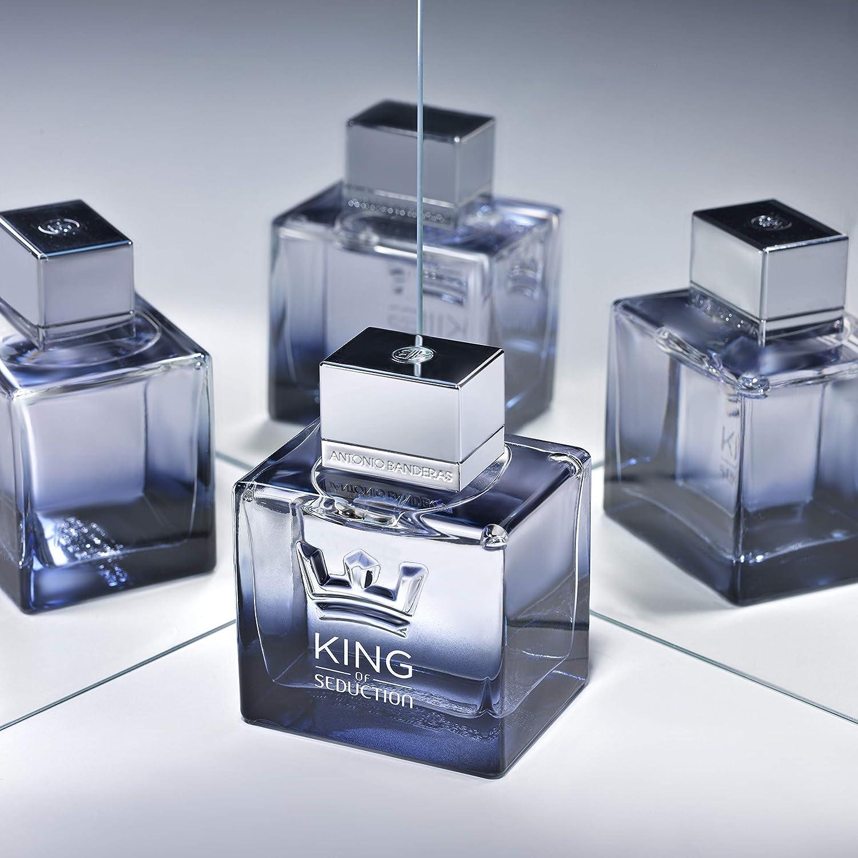 e210295e5 King Of Seduction Eau de Toilette spray for Men 100 ml  Amazon.co.uk  Beauty