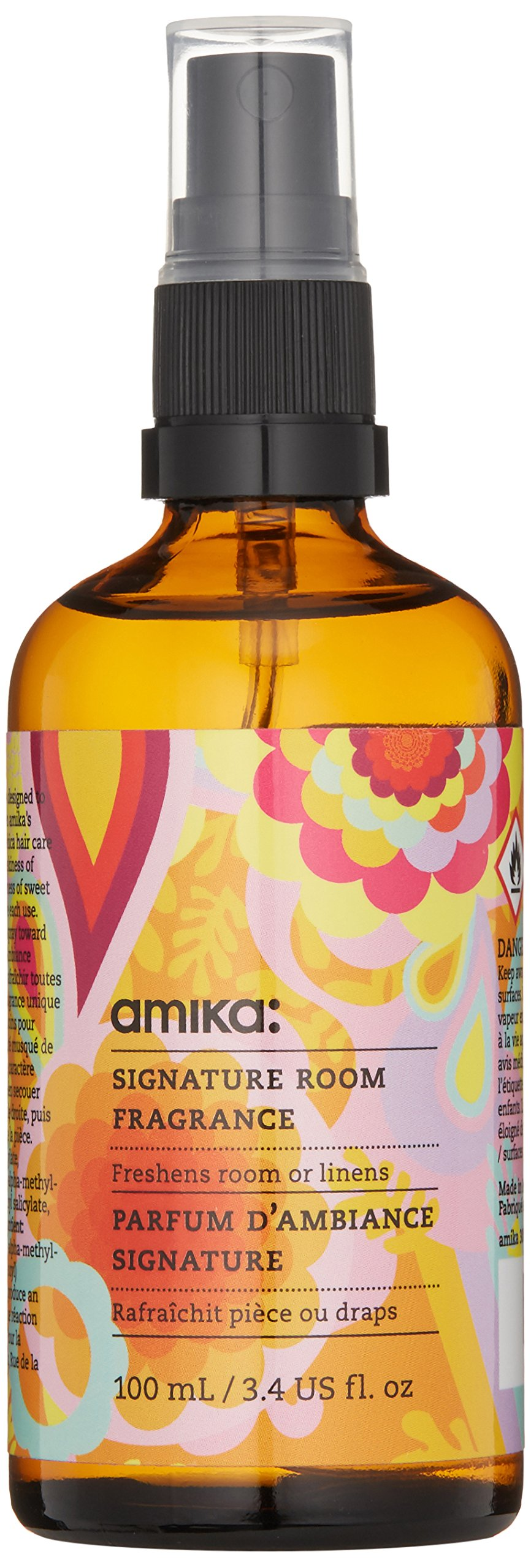 amika Signature Room Fragrance, 3.4 fl. oz.
