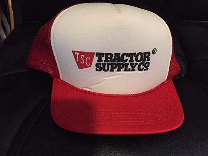 e619ba6bbde Image Unavailable. Image not available for. Color: Tractor Supply Company  TSC Hat Trucker's ...