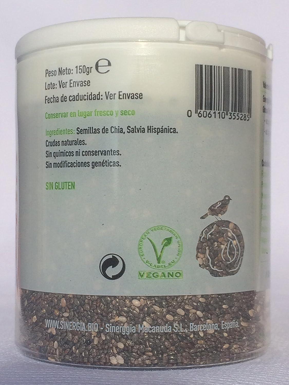 Semillas de Chía 100% Natural.: Amazon.es: Alimentación y bebidas