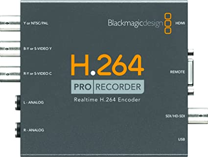 561b8dea2 Amazon.com  Blackmagic Design H.264 Pro Recorder