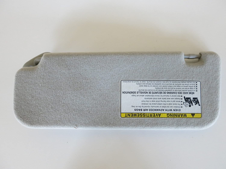TOYOTA Genuine 74310-02C30-B0 Visor Assembly