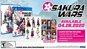 Sakura Wars for PlayStation 4