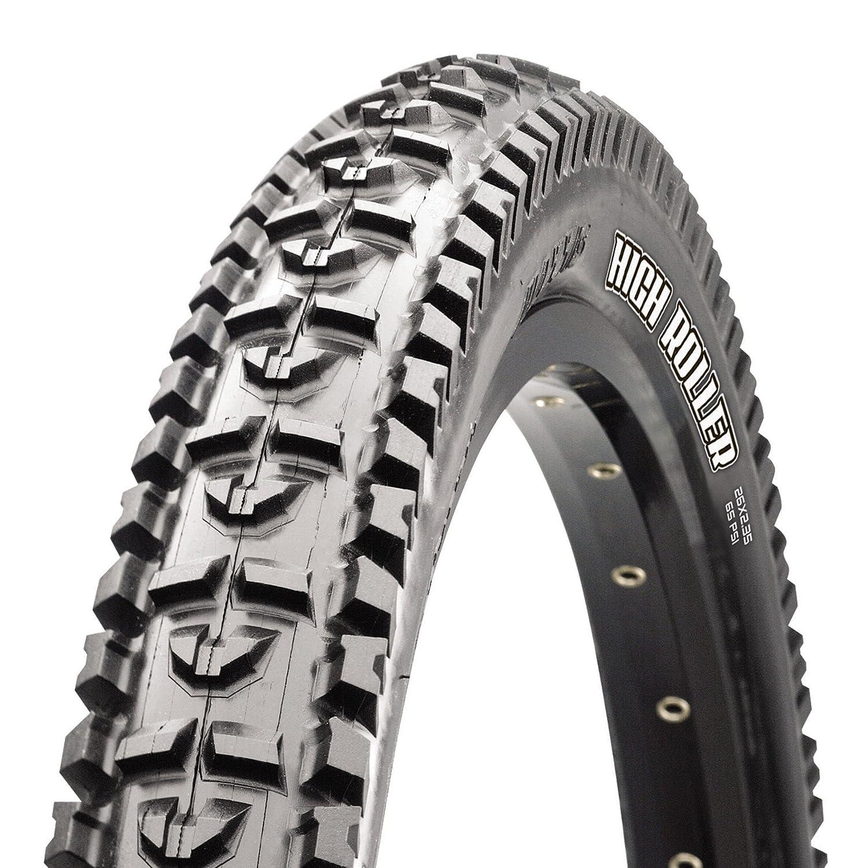 Maxxis Neumático de Bicicleta Unisex High Roller, Color Negro, tamaño 26 x 2.30 58-559, 0.8: Amazon.es: Deportes y aire libre
