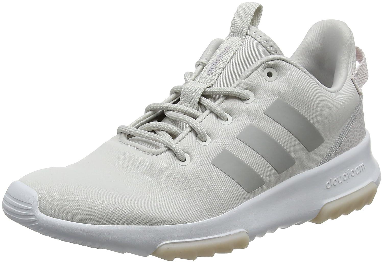 adidas Damen Cloudfoam Racer Tr Gymnastikschuhe  40 2/3 EU|Grau (Grey One F17/Grey Two F17/Ice Purple F16)