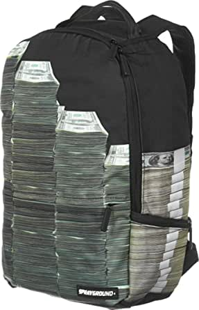Sprayground Moneystack Backpack Unisex Style: B032-Moneystack Size: OS