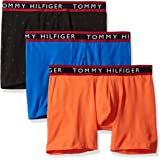 220e88143f Tommy Hilfiger Men s 4-Pack Boxer Brief at Amazon Men s Clothing store