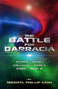 The Battle for Darracia: Books I - II - III (The Darracia Saga)