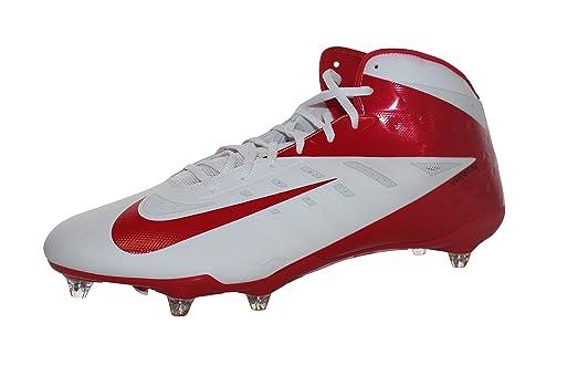 Nike Vapor Talon Elite 3/4 Td Mens Molded Football Cleats (16, Red