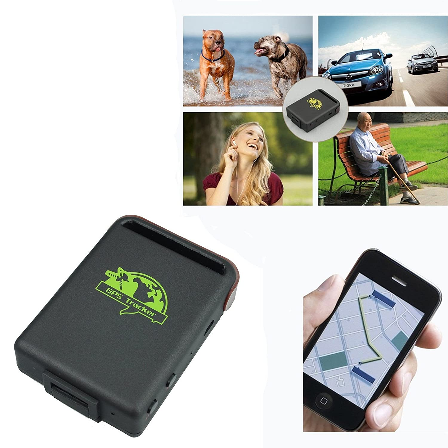 lovely New RealTime GPS Tracker GSM GPRS System Vehicle Tracking