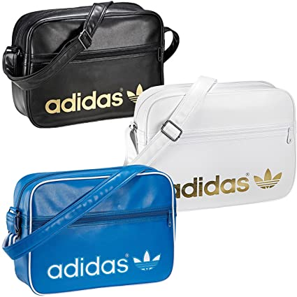 Image Unavailable. Image not available for. Color  adidas Originals  Adicolor Airline Shoulder Messenger Bag ... d25a9366c2277