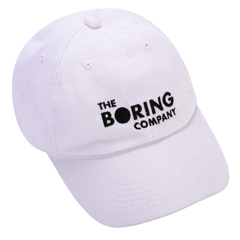 f2ecc07cba0c5 The Boring Company Baseball Cap Embroidered Dad Hat Snapback StrapbackBlack