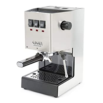 Gaggia RI9380/46 Semi-Automatic Espresso Machine
