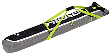 Head - Bolsa de esquí, Color Negro, tamaño 57.5, Volumen ...
