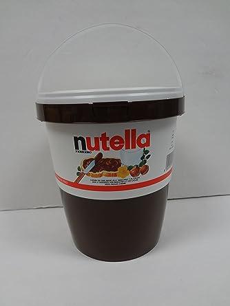 Amazon Com Authentic Italian Nutella Ferrero Chocolate Hazelnut