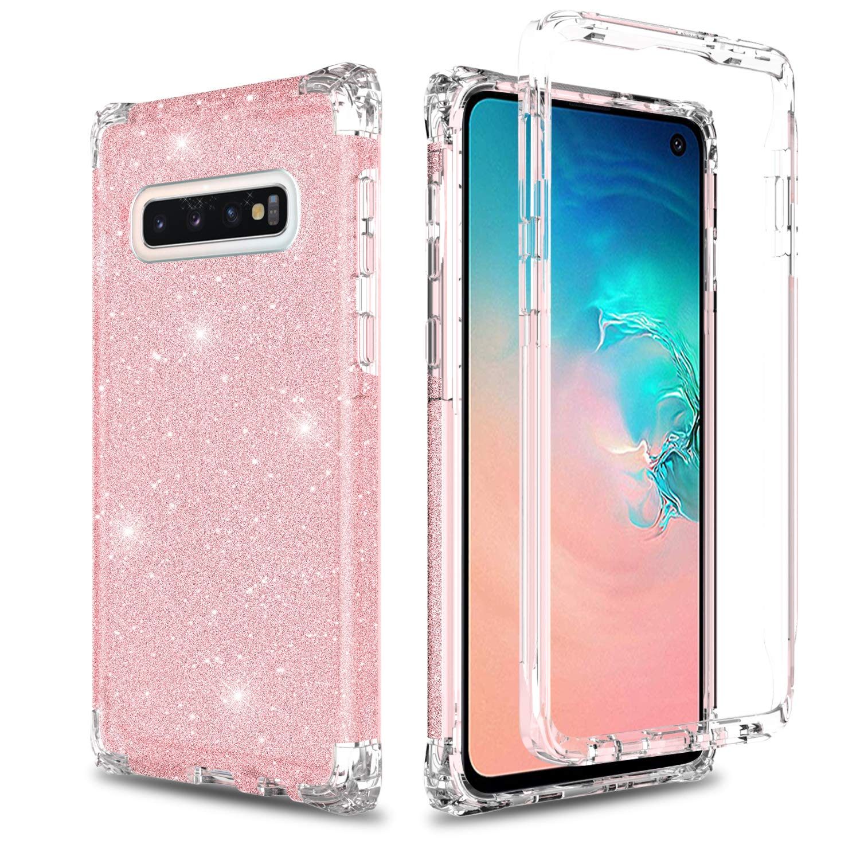 Funda para Samsung S10 Glitter ELEGANT CHOISE (7PPBLZ8S)