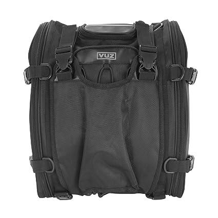 9bca792e4a34 Amazon.com  Vuz Moto Expandable Motorcycle Tail Bag