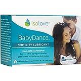 BabyDance: The Only Paraben-Free Fertility Lubricant That Won't Harm Sperm