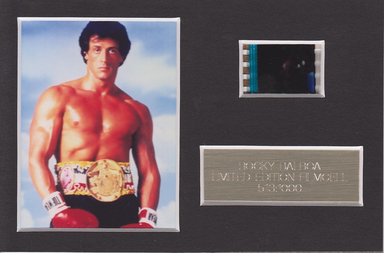 Frame della pellicola di Rocky Balboa, edizione limitata