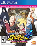 Naruto Shippuden: Ultimate Ninja Storm 4 Road To Boruto - PlayStation 4 - Complete Edition