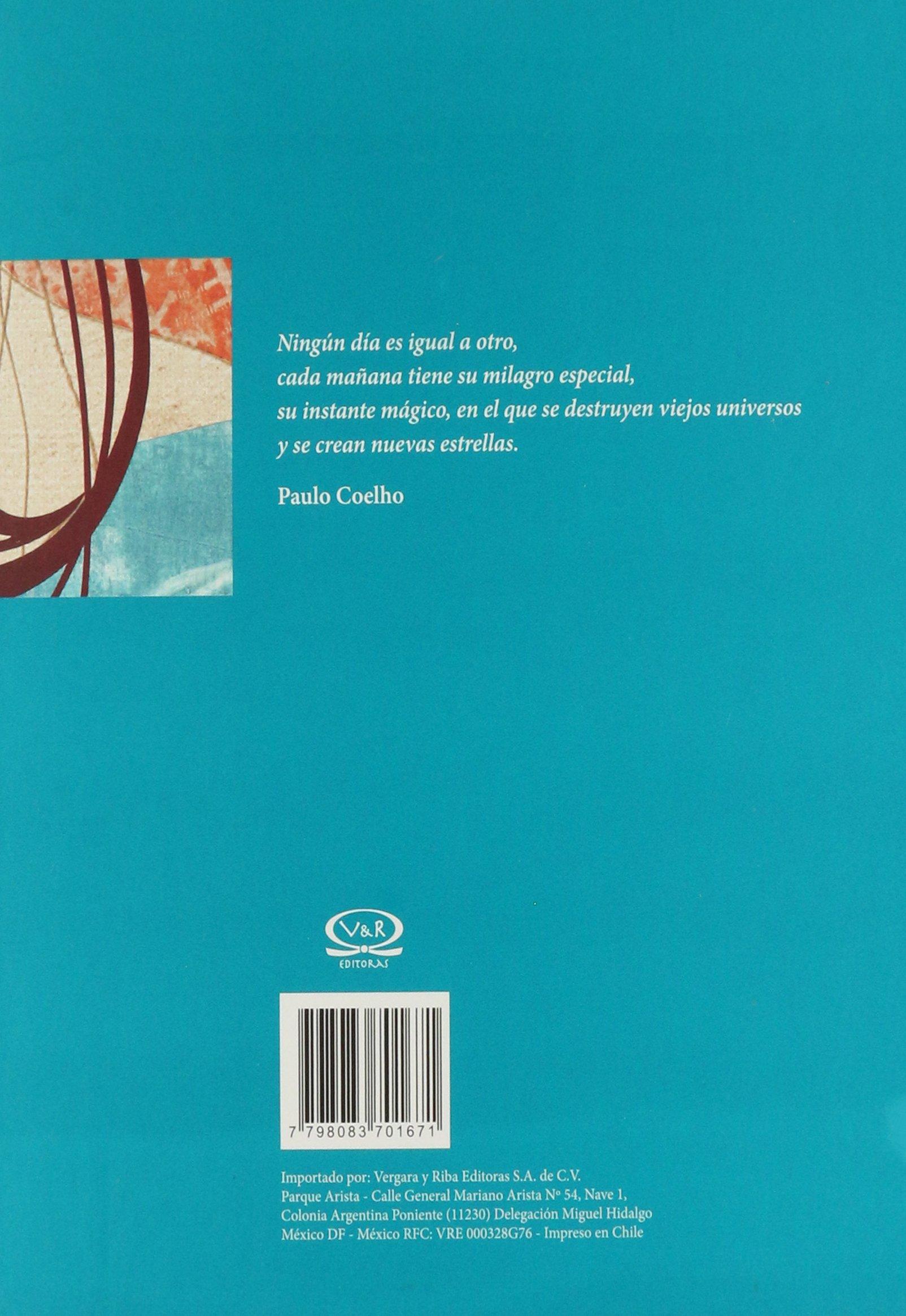 Agenda 2011 Paulo Coelho (Verde): Paulo Coelho: 7798083701671: Amazon.com: Books