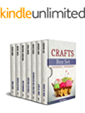 Crafts Box Set: Crocheting, Knitting and Jewelry Making Tips and Tricks for Absolute Beginners