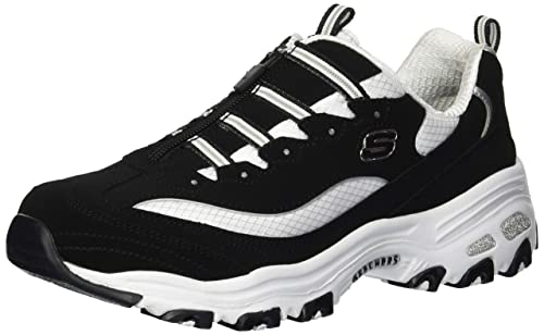 Lites-Zip Along Sneaker Black