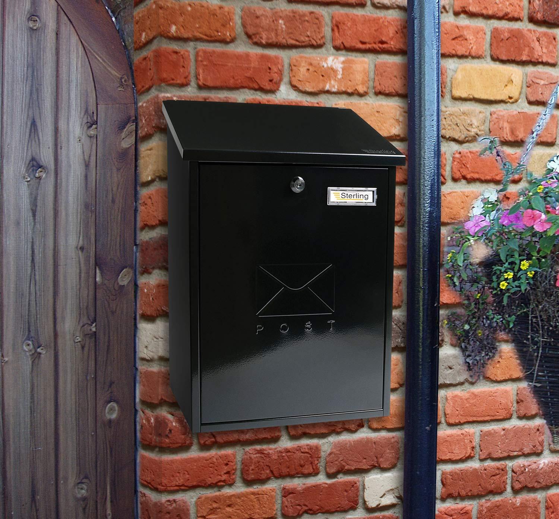 Gran Post Box Sterling MB04 Blanco