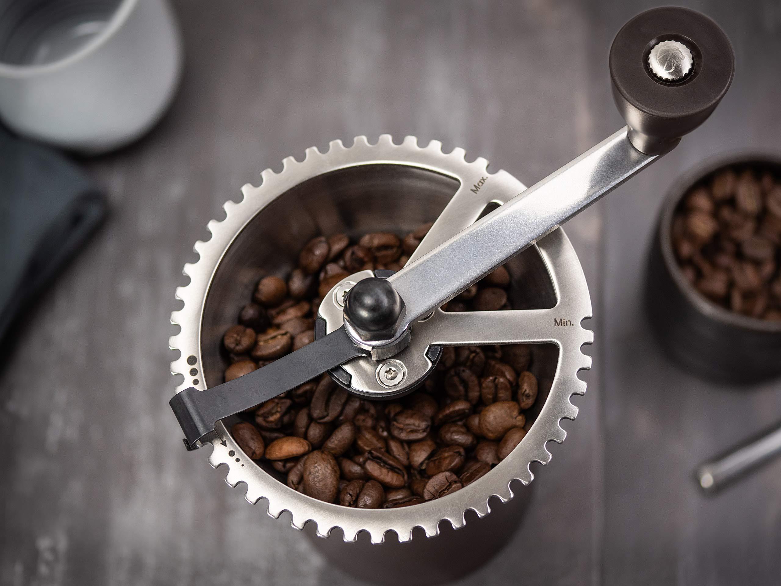 Peugeot KRONOS 35853 Coffee Grinder Wood by Peugeot